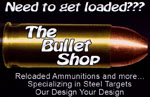 The Bullet Shop Logo